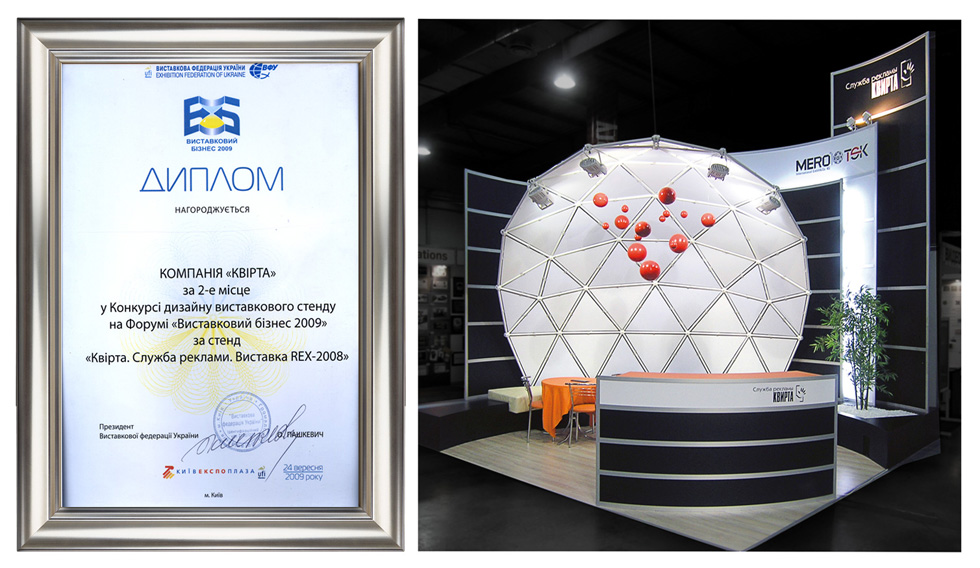 Exhibition Stand Design Competition : About us kvirta advertising service