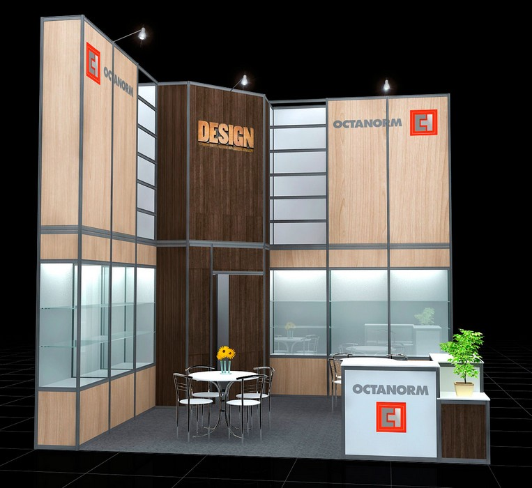 Expo Exhibition Stands Price : Typical stand kvirta advertising service